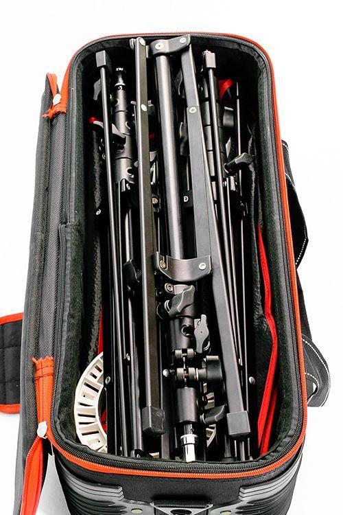 Jinbei Kit 3 x 250W