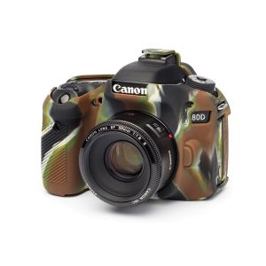 EasyCover Camera Case For Canon Eos 80D Camouflage