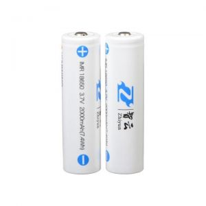 Zhiyun 18650MP Lithium-Battery 2000mAh For Evolution/Crane 2(2 PCS)